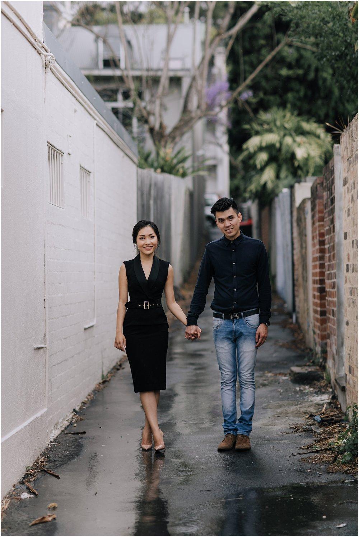 Sydney Pre-Wedding Urban City 5