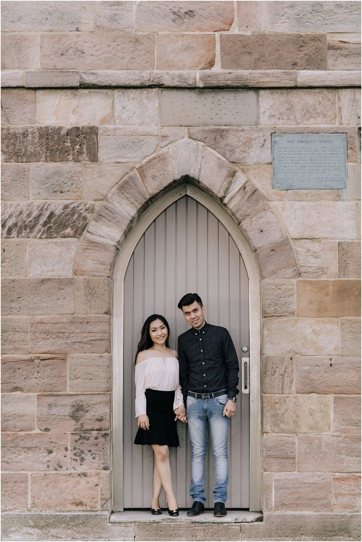 Sydney Pre-Wedding Engagement Photos La Perouse 3
