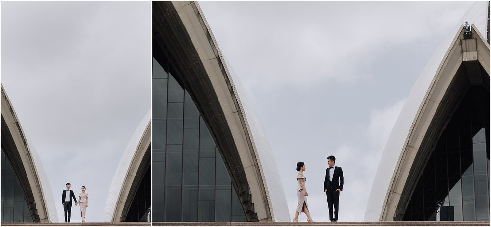 Sydney Pre-Wedding Opera House 2