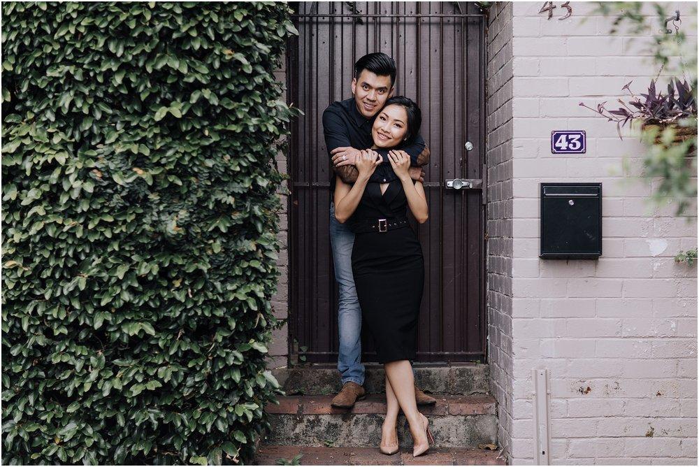 Sydney Pre-Wedding Urban City 3