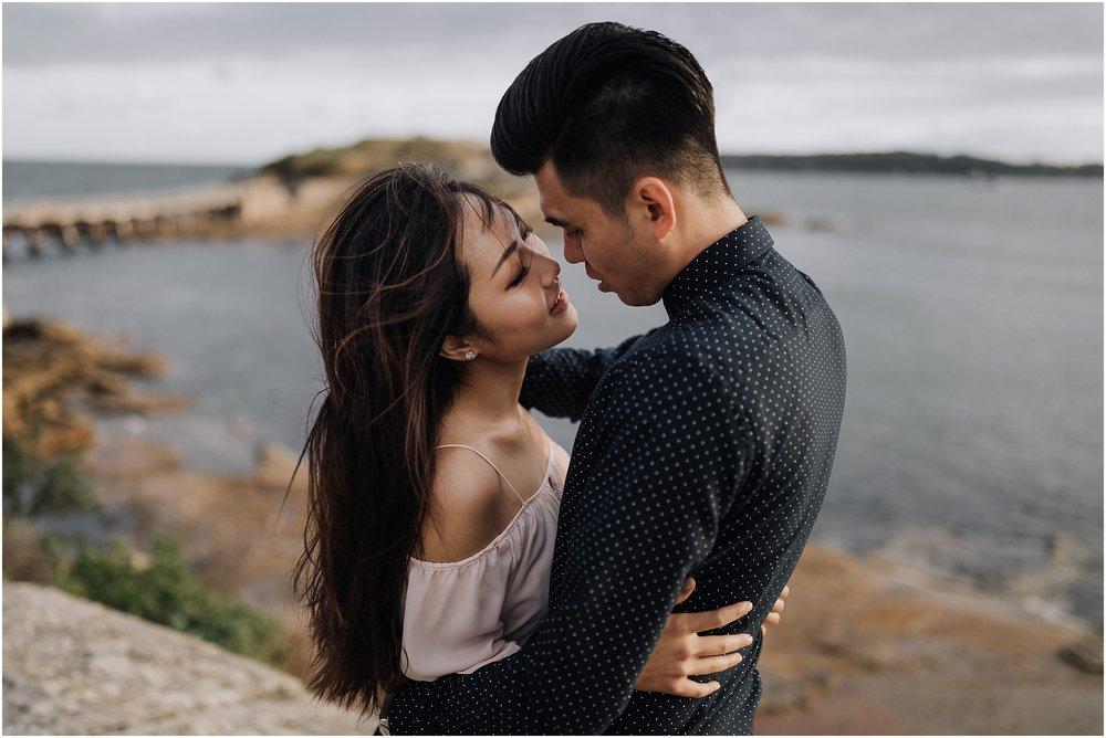Sydney Pre-Wedding Engagement Photos La Perouse 12