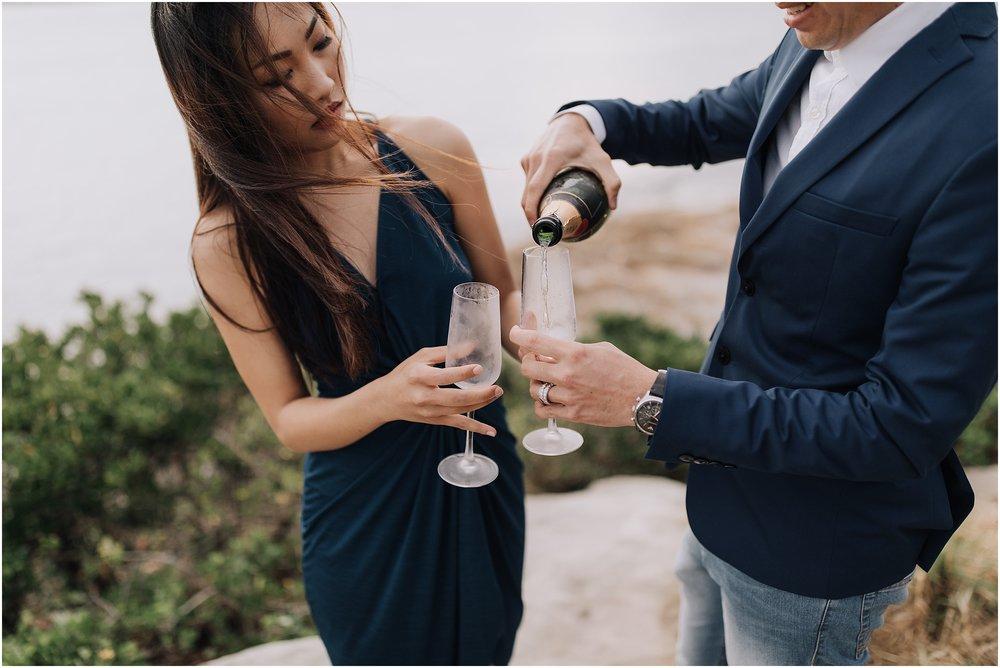 Sydney Pre-Wedding Engagement Photos La Perouse 19