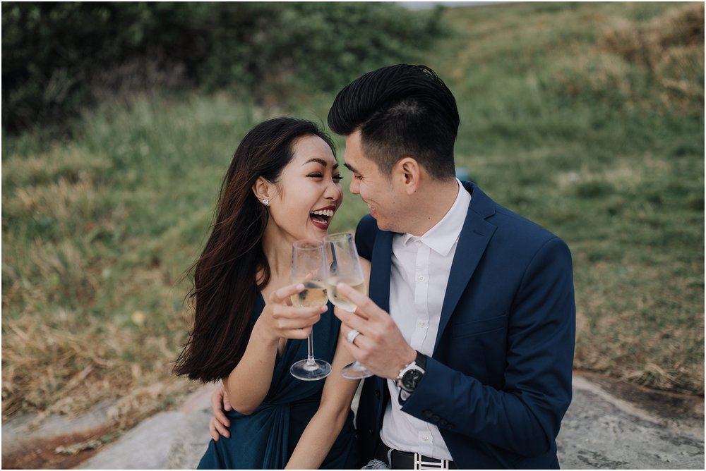 Sydney Pre-Wedding Engagement Photos La Perouse 21