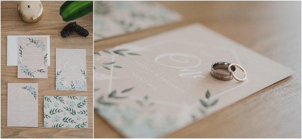 Sydney Wedding - Wedding Invitations