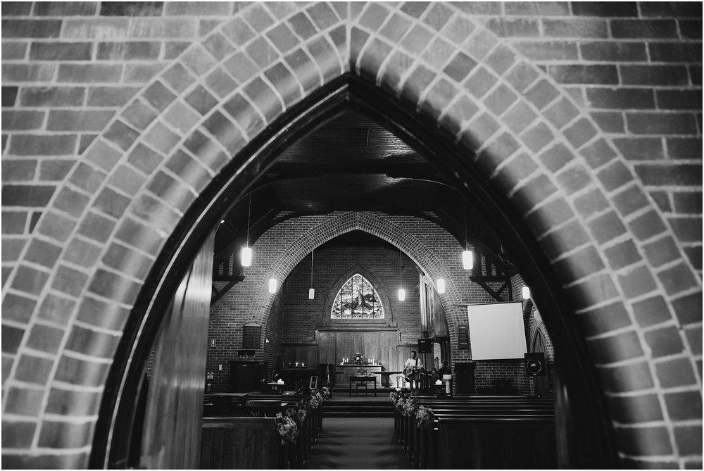 Sydney Wedding Ceremony - Northbridge Anglican