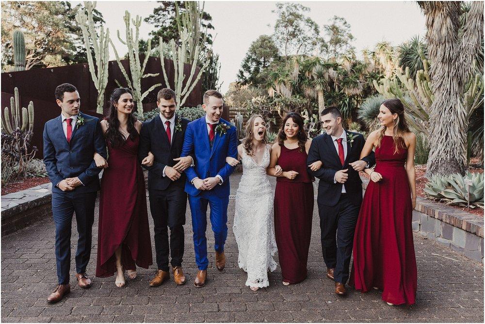 Wedding Portraits Royal Botanical Gardens Sydney