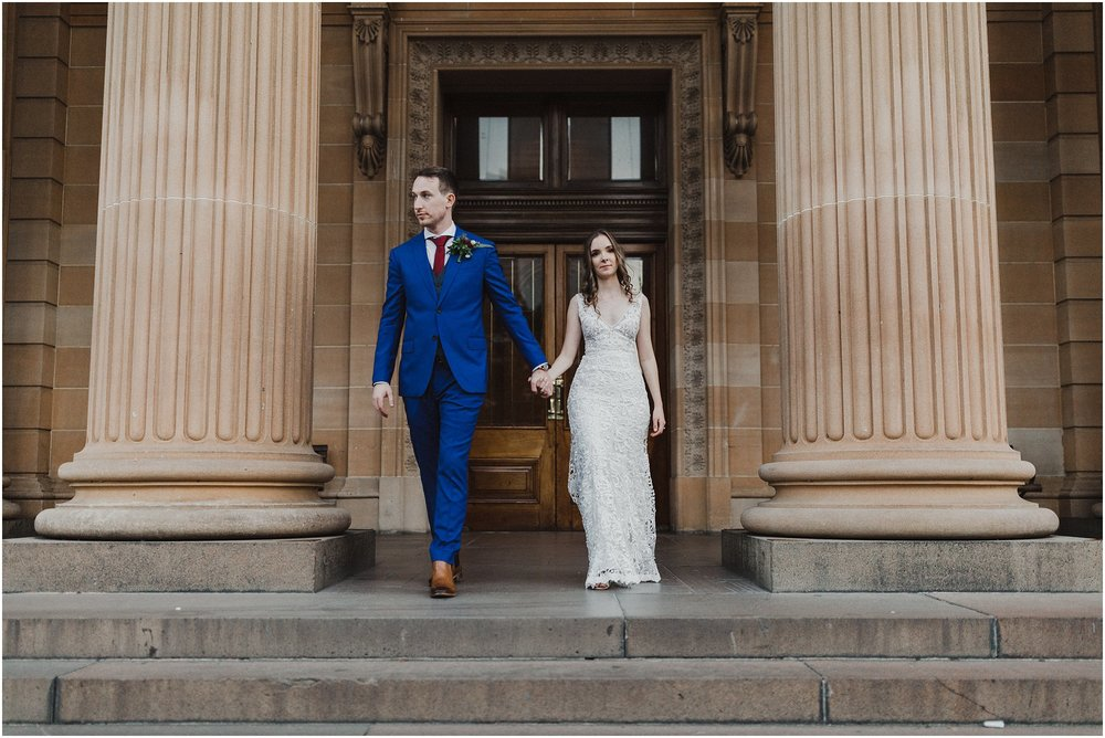 Art Gallery of New South Wales Wedding