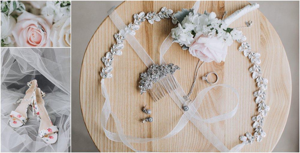 Sydney bride's details