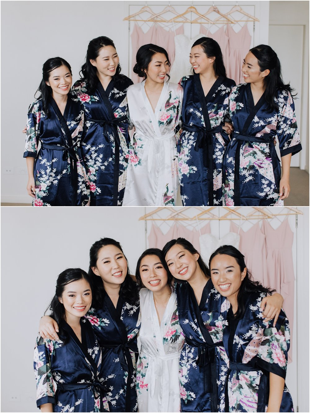 Sydney Bride and Bridesmaids Portrait