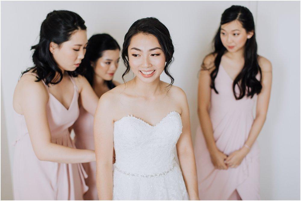Bride prep Sydney
