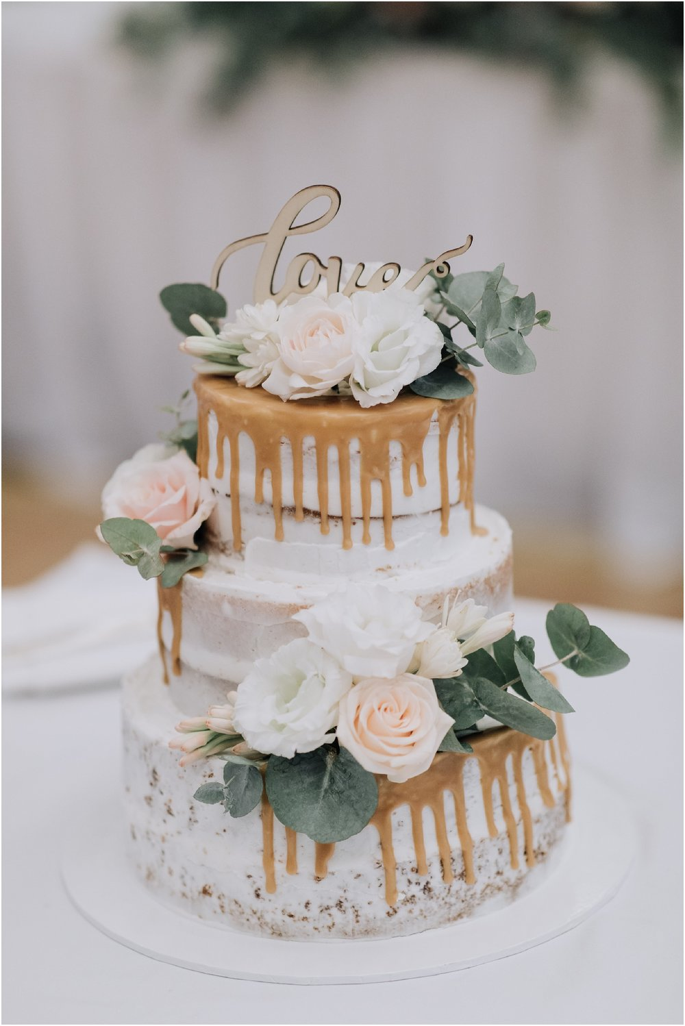 Sydney Wedding Cake Design