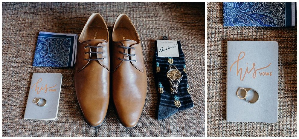 Bowral Southern Highlands Autumn Wedding - Groom Details