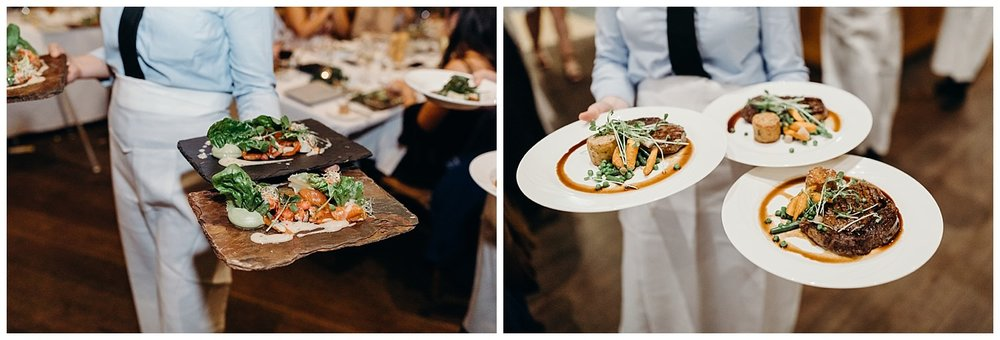 Bowral Southern Highlands Autumn Wedding - Centennial Vineyards wedding food