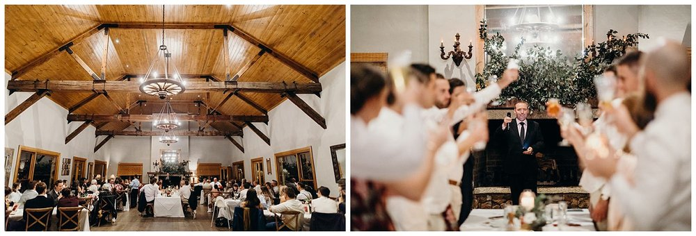 Bowral Southern Highlands Autumn Wedding - Father of the bride speech