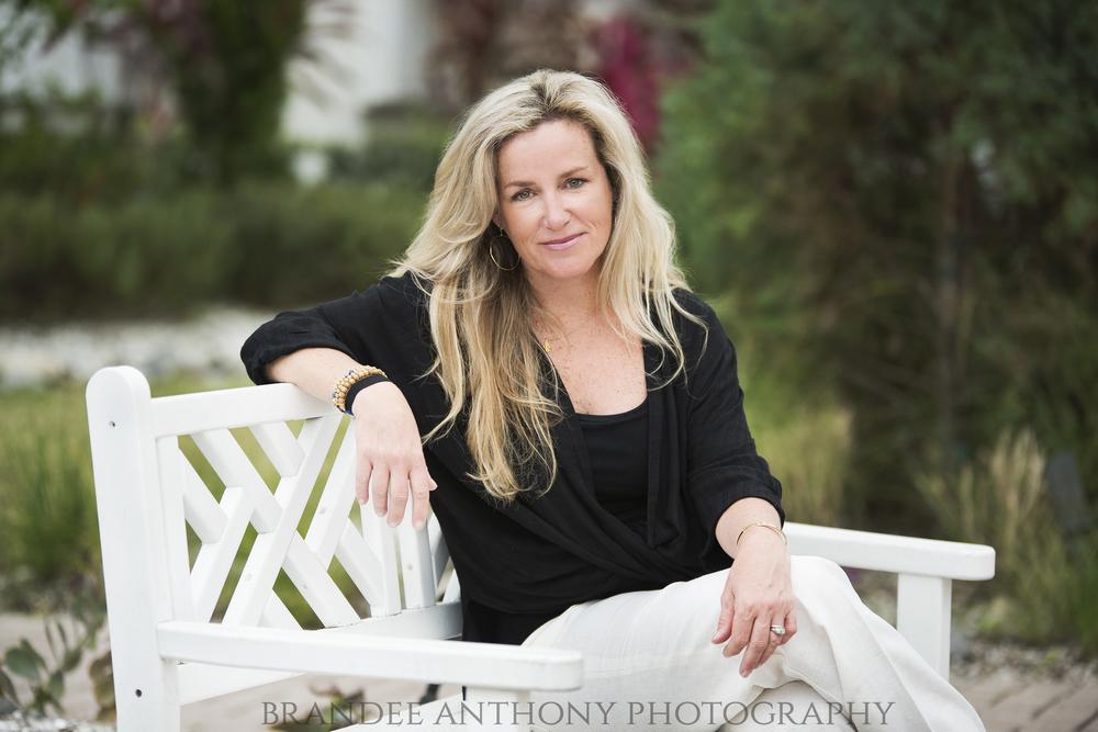 Penny Tranchilla, Editor of Portfolio-Vero Beach Magazine