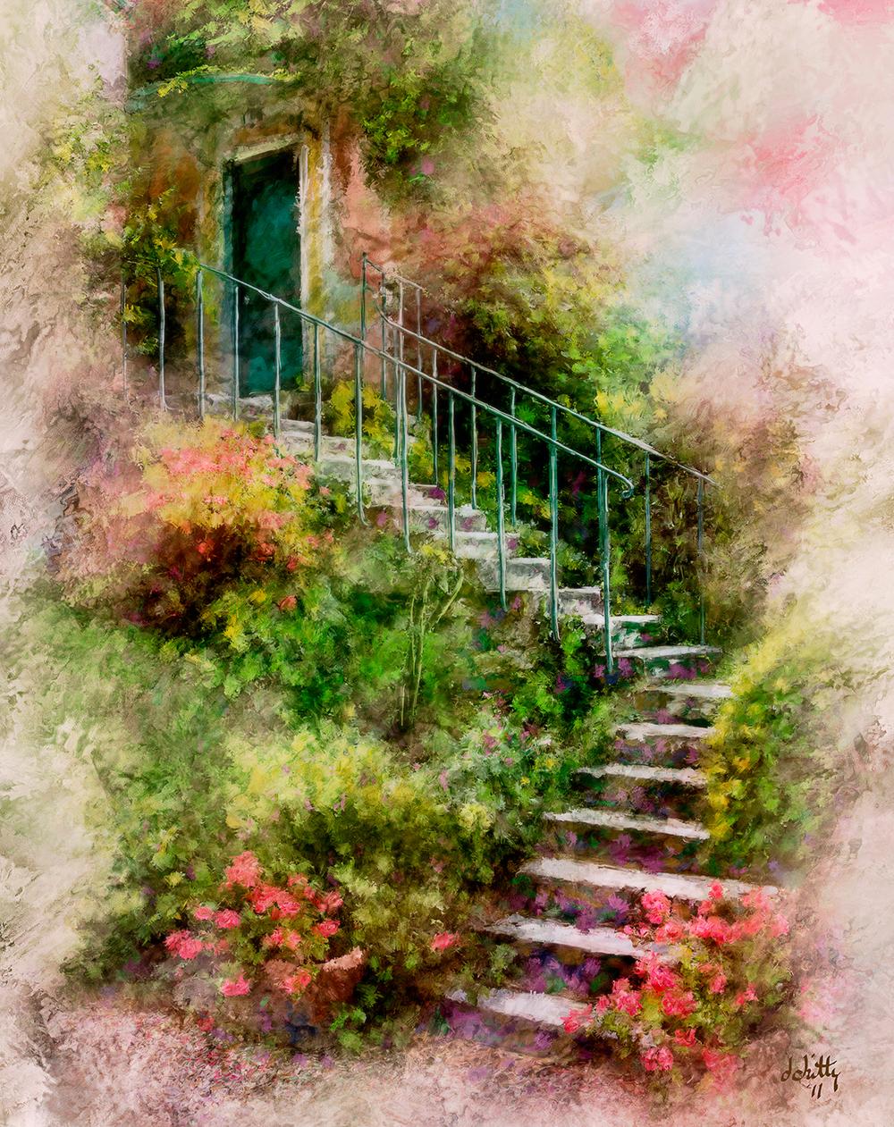 Giverny Steps.jpg