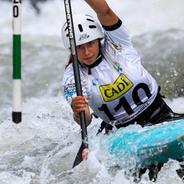 Noemie Fox - Professional Kayaker