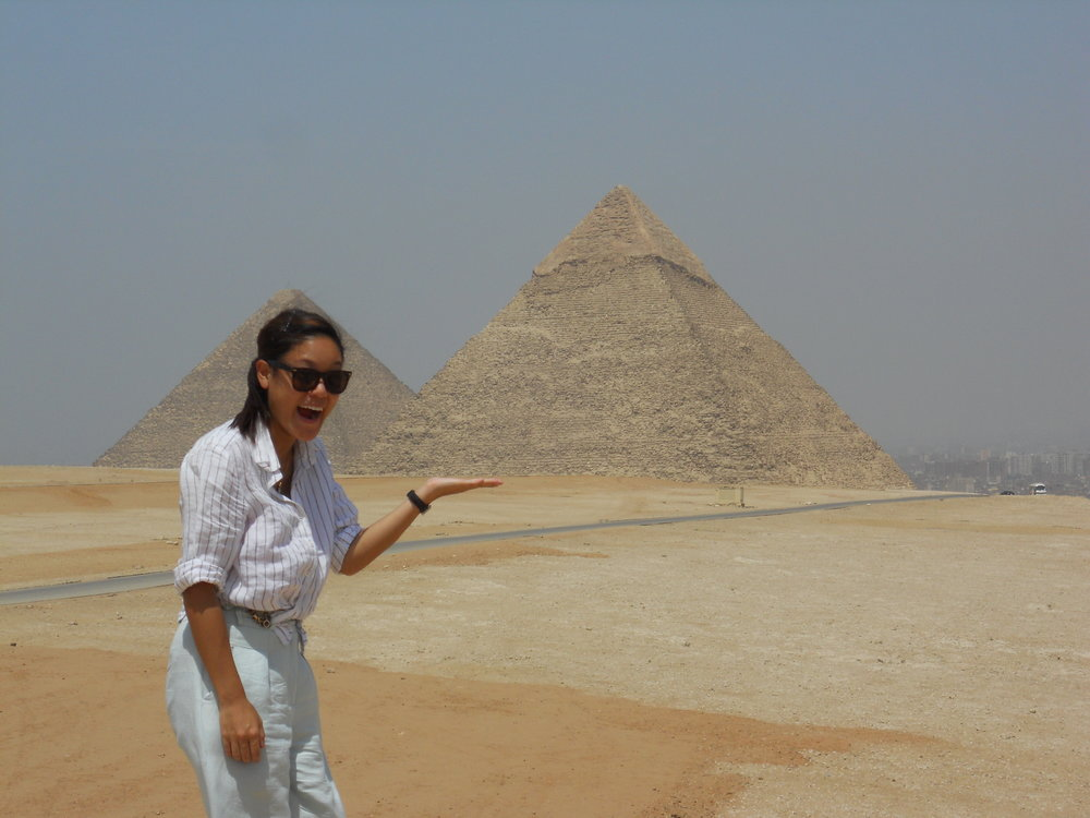 Obligatory tourist photo Egypt.JPG