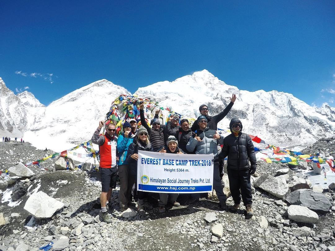 9fa3436eb20 Trekking to Everest Base Camp: Expectation vs Reality