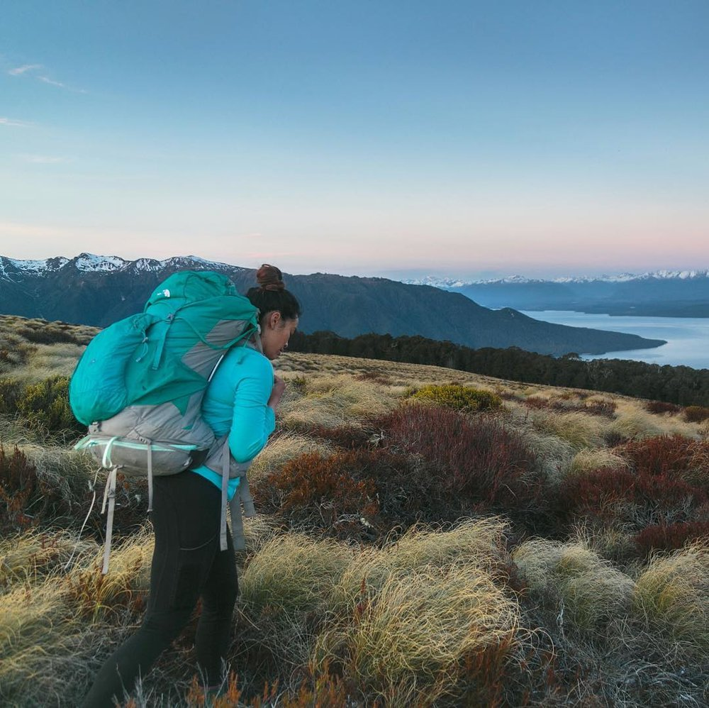 The North Face Banchee is a women's-specific pack