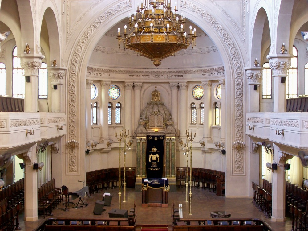 WORLD SYNAGOGUES