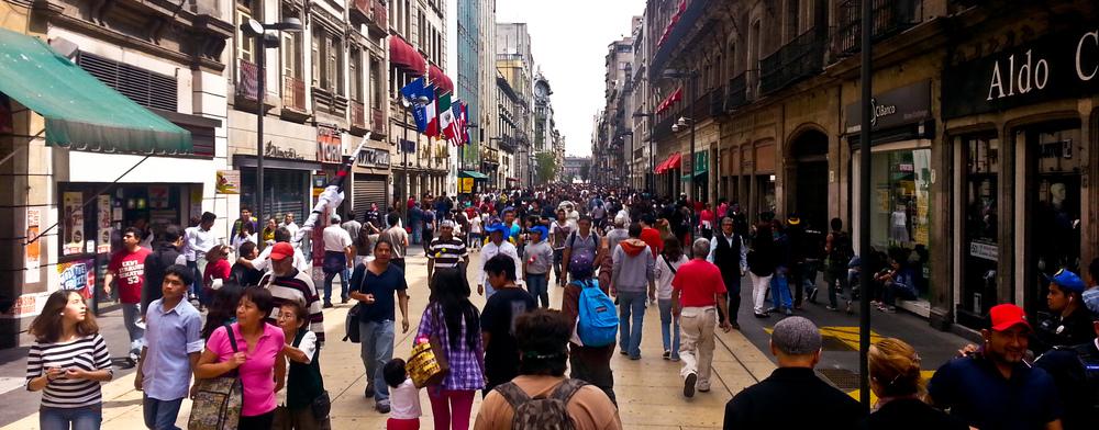 MEXICO CITY LIFE