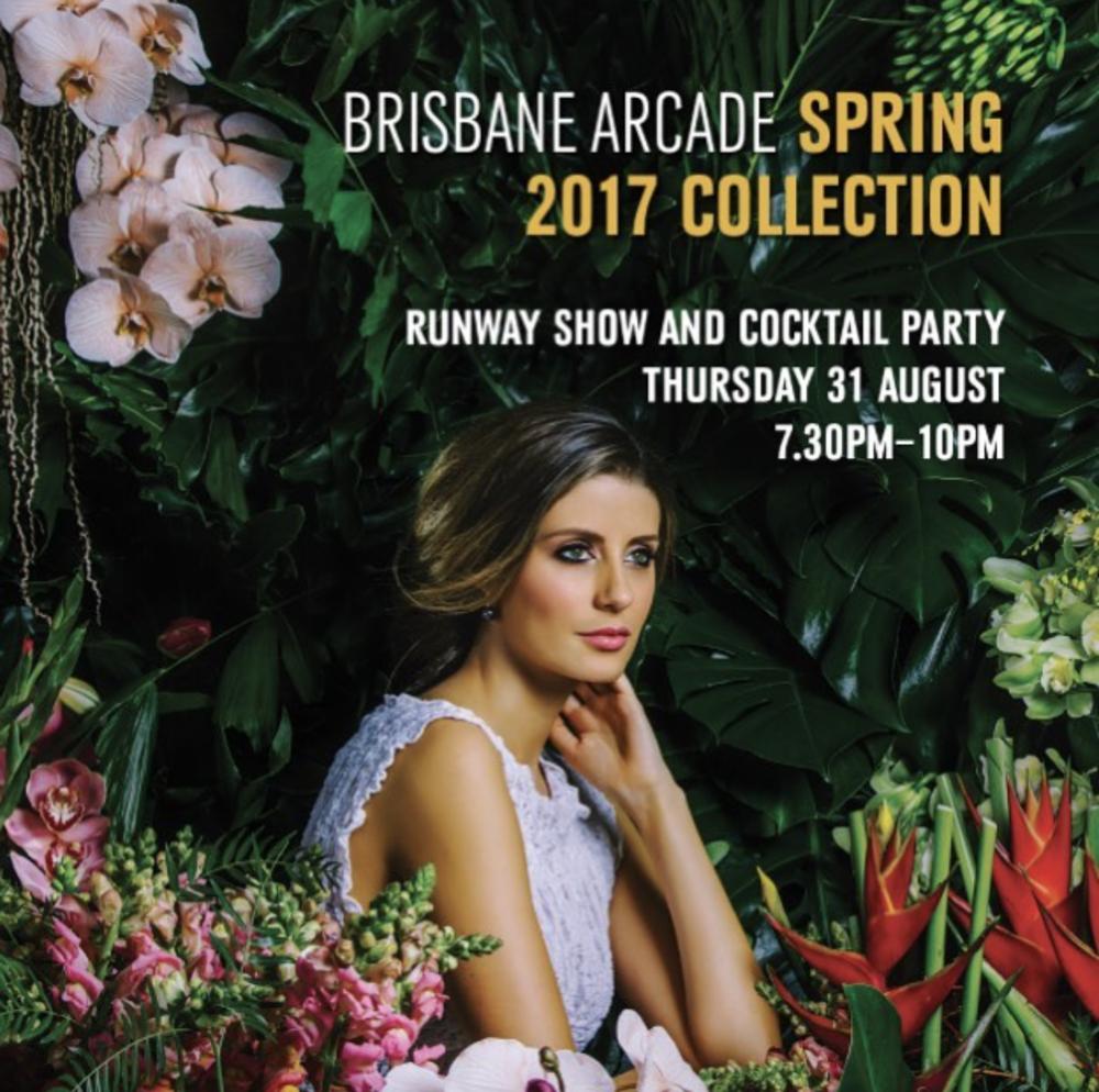 Brisbane news - Brisbane Arcade Flower Show 2017