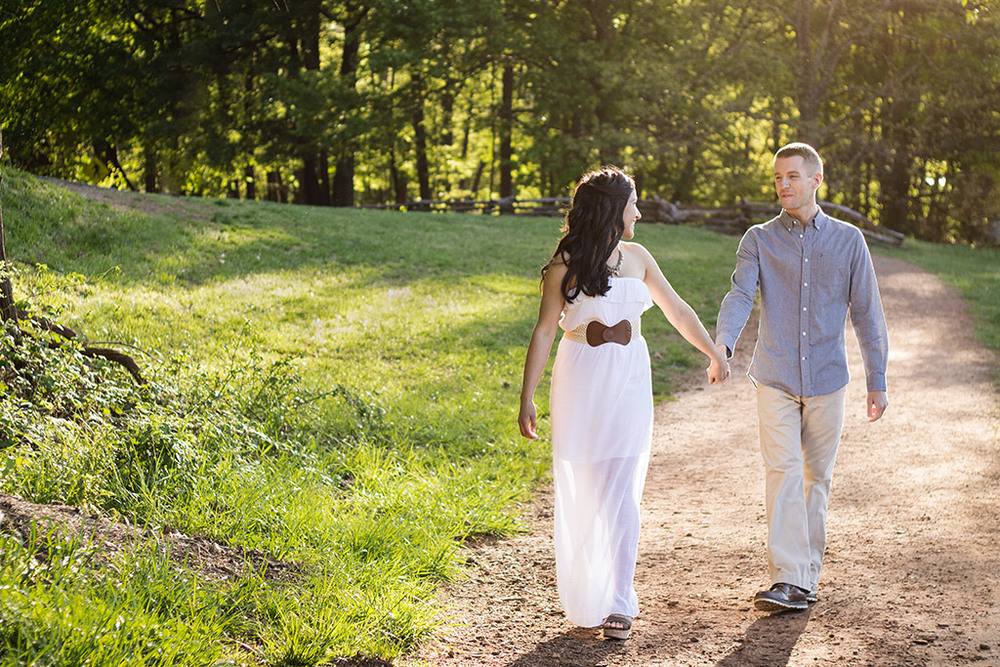 Kennesaw Mountain Engagement Session 7