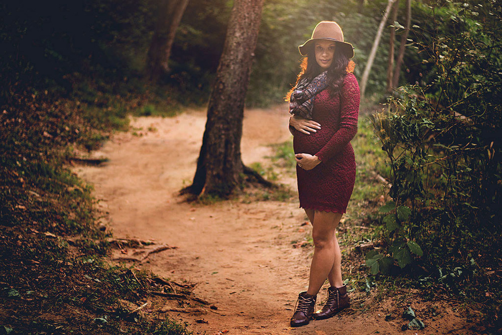 Roswell Maternity Session 11