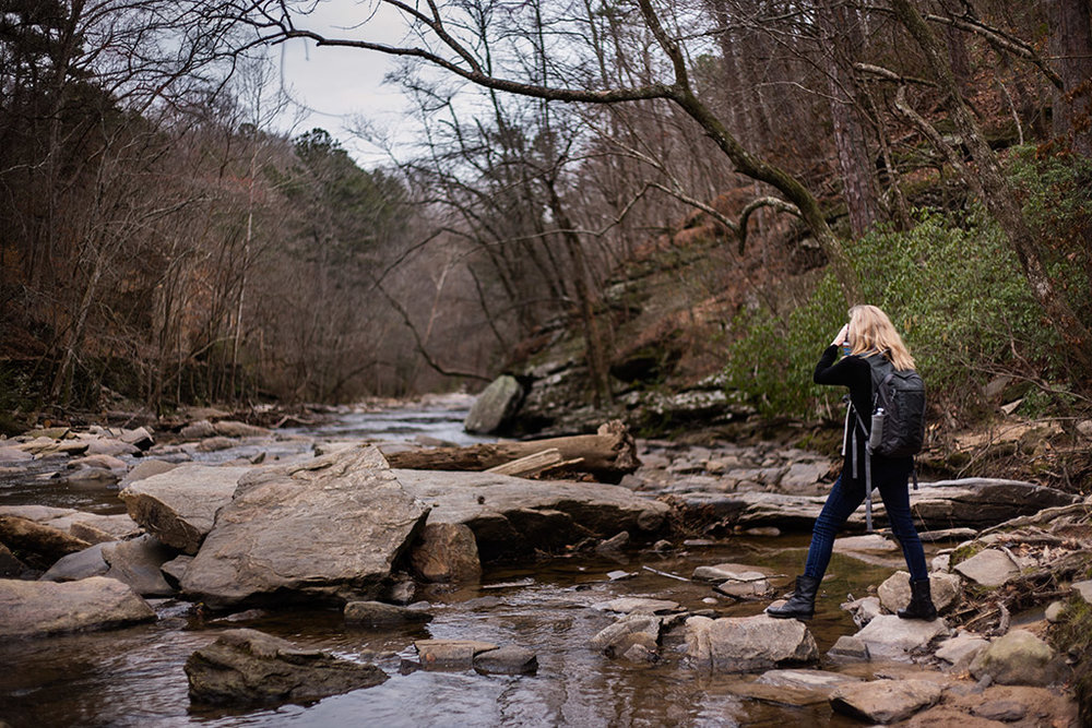 Sope_Creek_in_Marietta_Photoshoot_with_Atlanta_Engagement_Photographer_Chanel_G_Photography_1