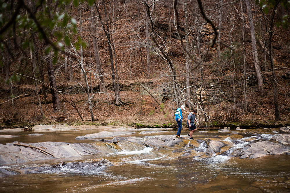 Sope_Creek_in_Marietta_Photoshoot_with_Atlanta_Engagement_Photographer_Chanel_G_Photography_4