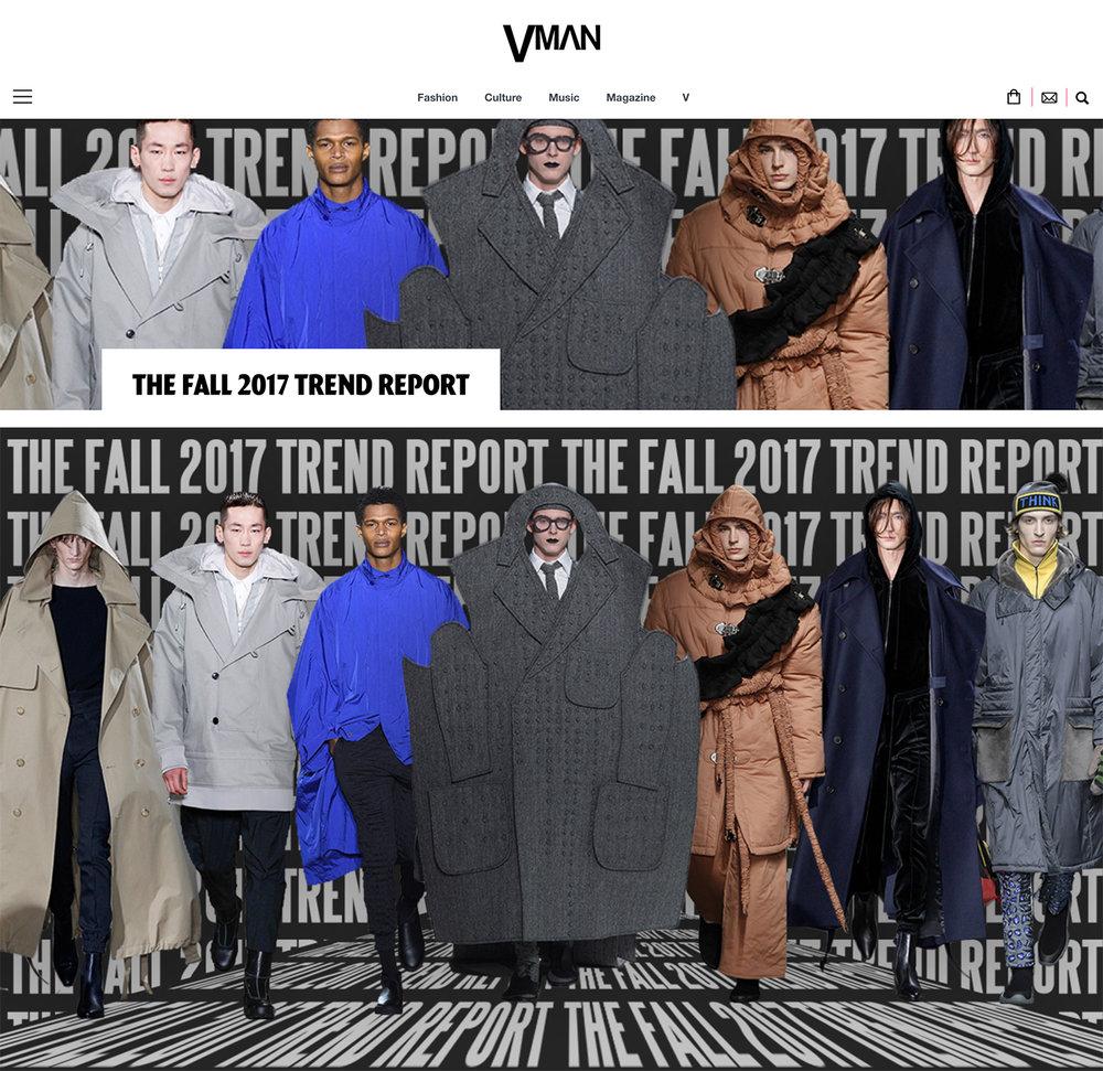 VMAN 37 INNER PAGE DESIGN / VMAN WEB BANNER