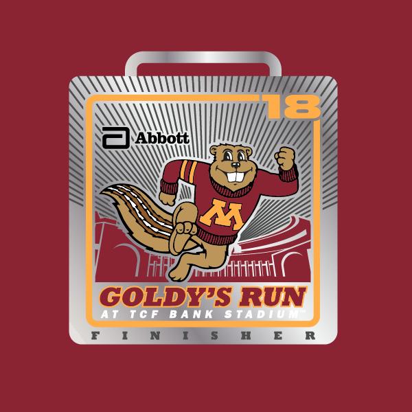 Goldy's Run 2018