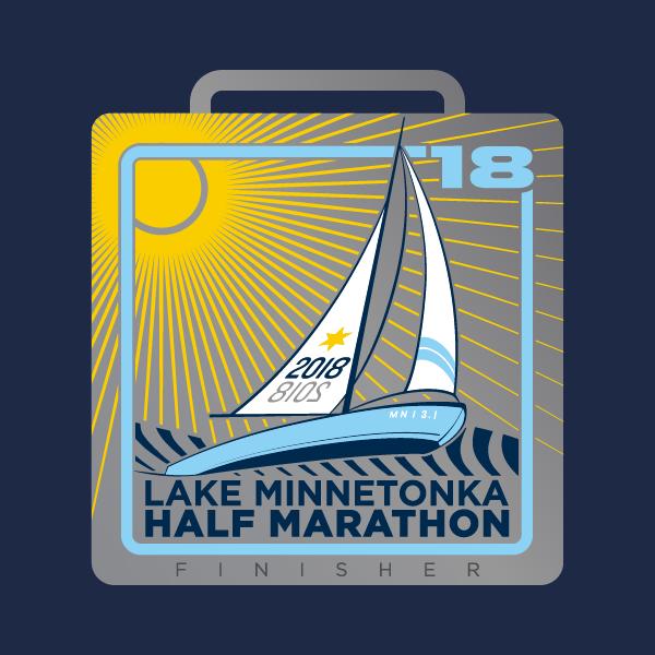 Lake Minnetonka Half Marathon 2018