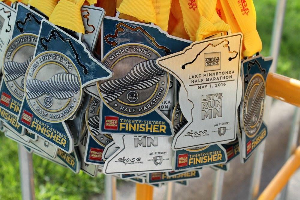 Lake Minnetonka Half Marathon 2016