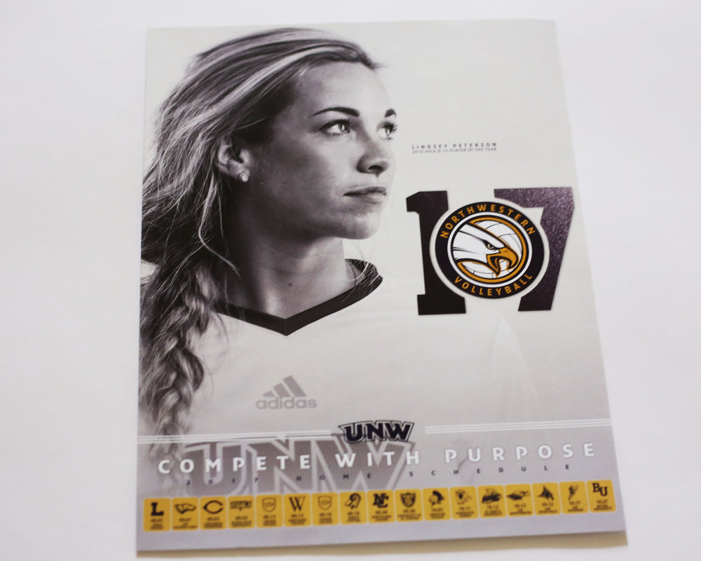 UNW Volleyball Media Guide