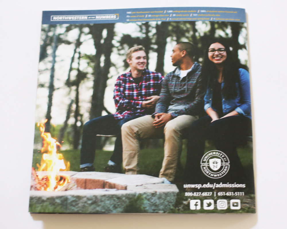 UNW Admissions Viewbook