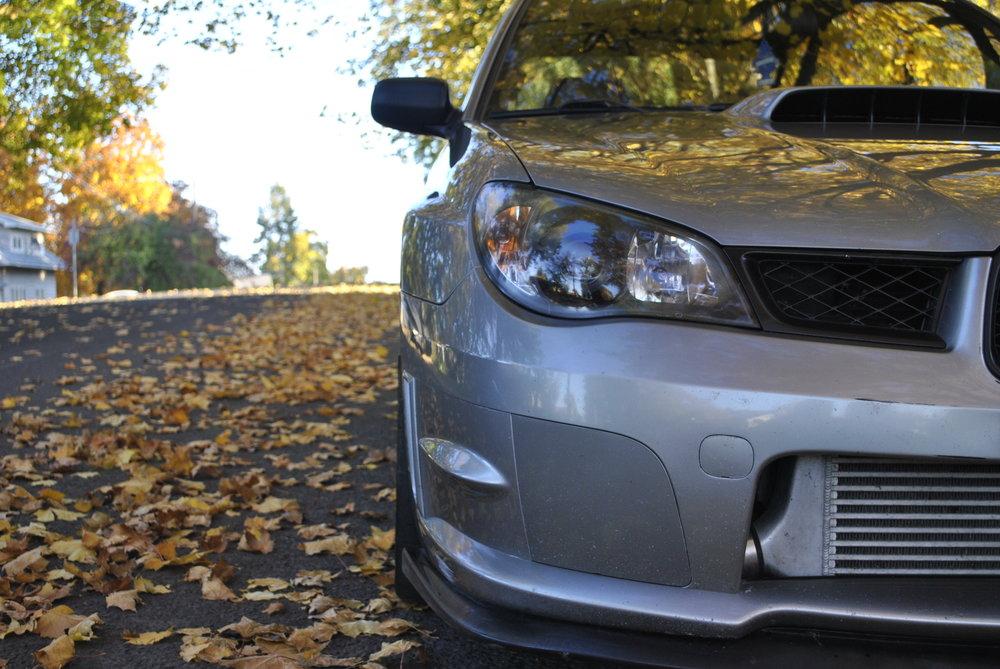 2006 Subaru Wrx tr