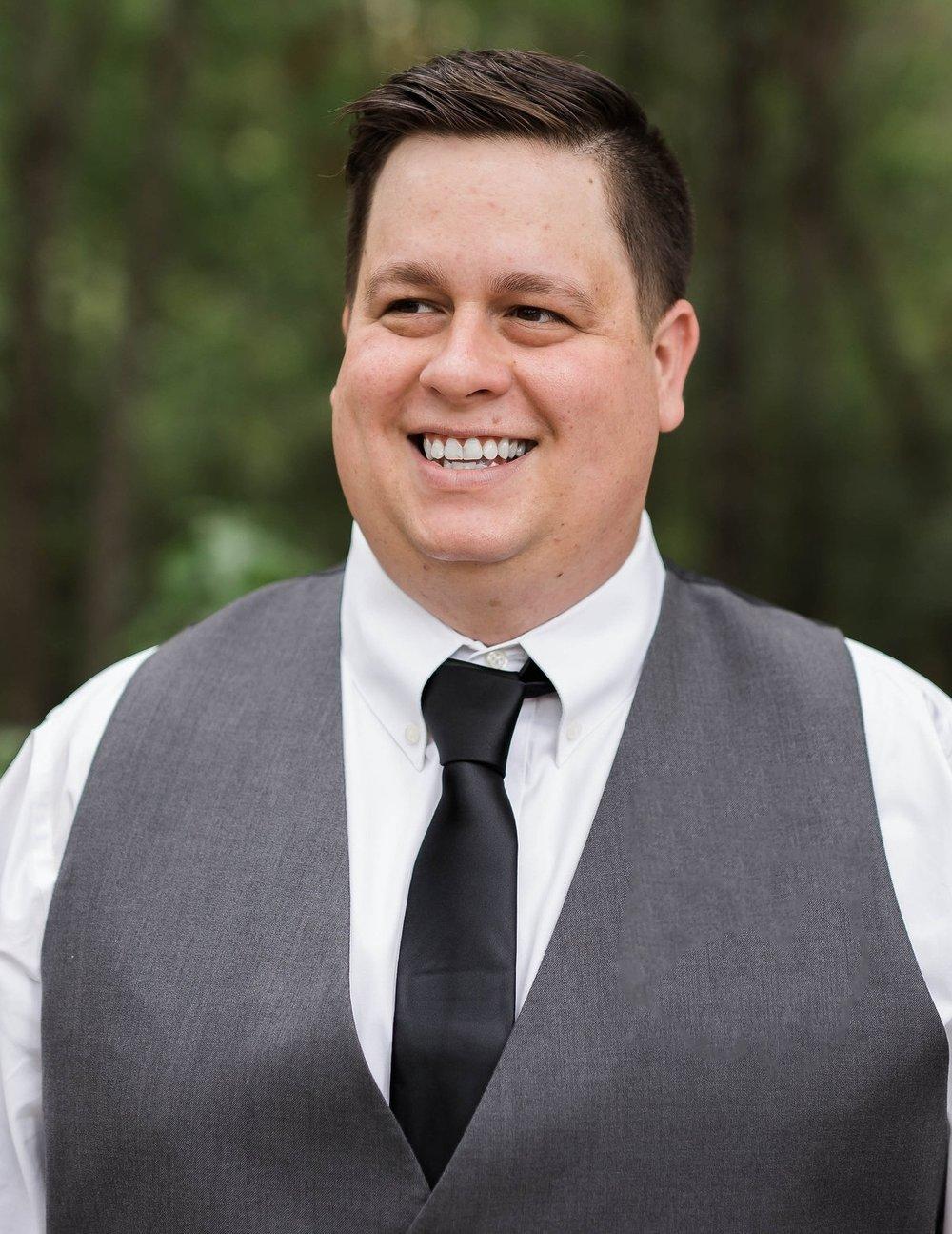 Owner/Founder, Garret Snyder