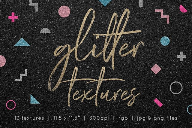 Hi all! My latest product 'Glitter Textures' is now up for sale on @creativemarket let me know what you think ✨ Link in profile 👉 #glitter #glitterpaper #glittertexture #texture #background #backgrounds #art #craft #design #graphicdesign #graphicdesigner #creative #creativemarket #product #sale #buy #painting #love #instagood #colorful