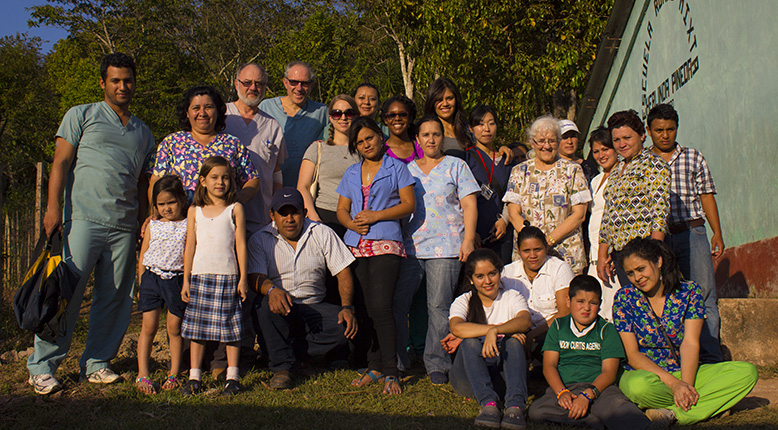 Honduran Doctors and our team