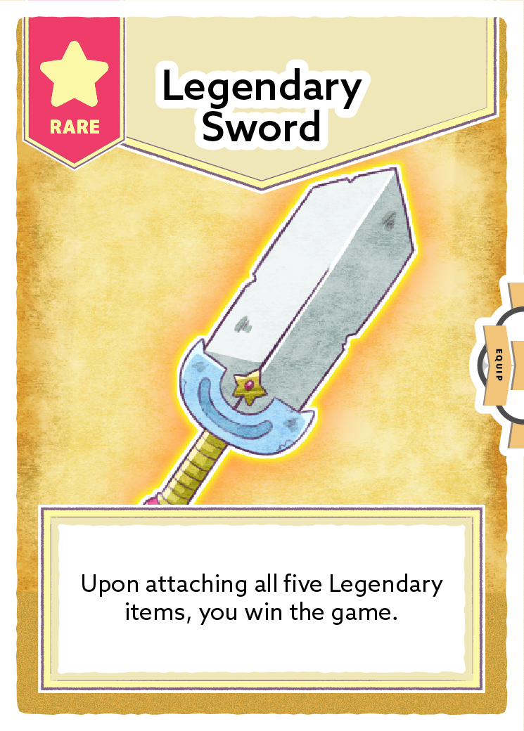 Legendary Sword