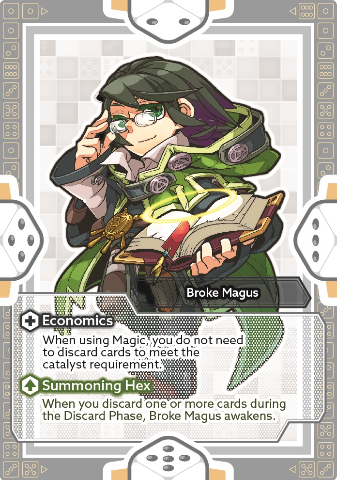 Broke Magus (normal)