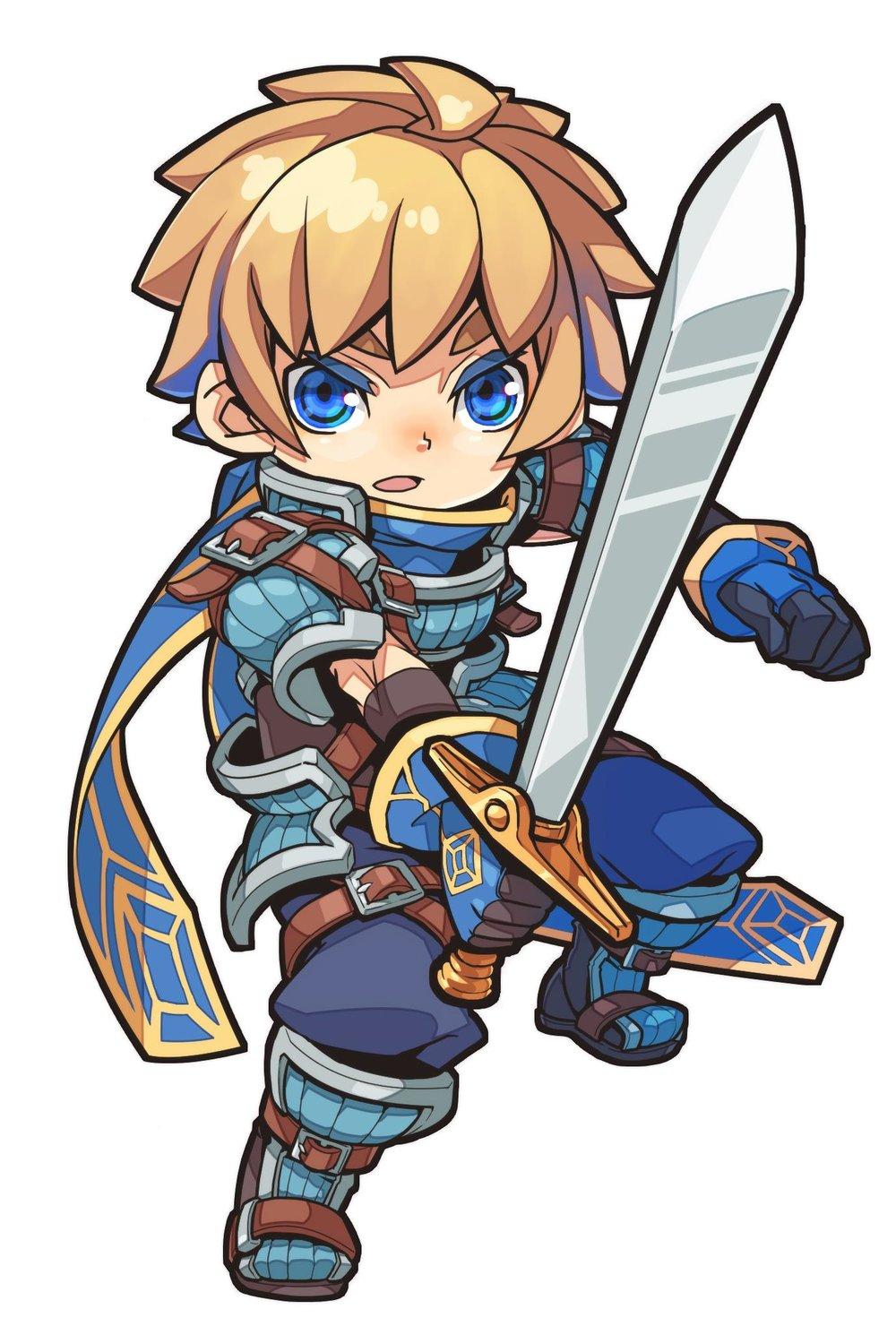 Pure-Hearted Swordsman.jpg