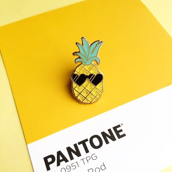 Colour inspiration for summer! 🍍