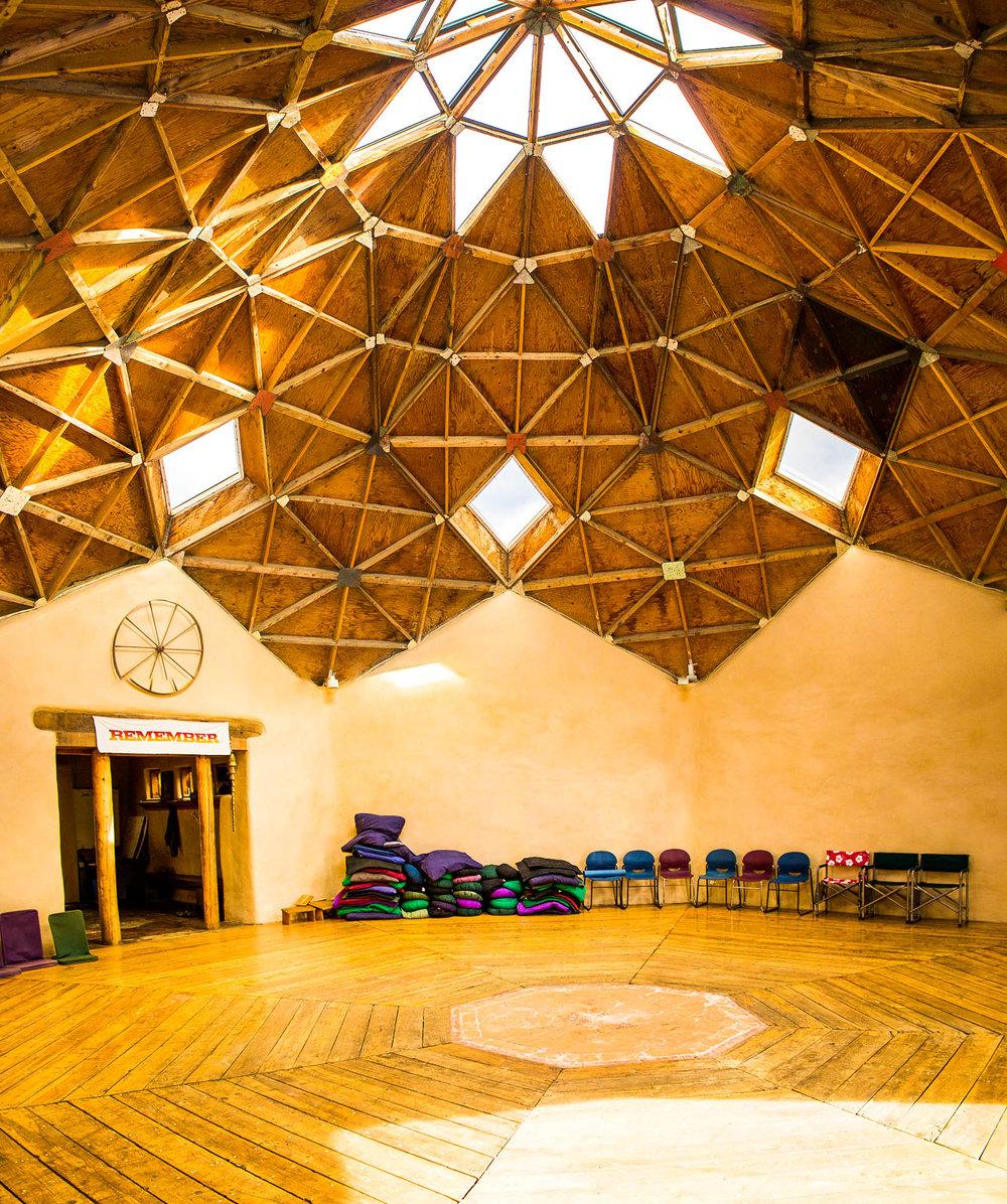 The Lama Foundation - New Mexico