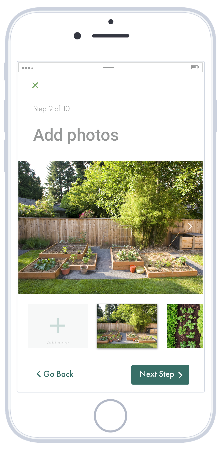 Post and manage a plot   Create or manage a garden post to provide land and resources for others to garden.