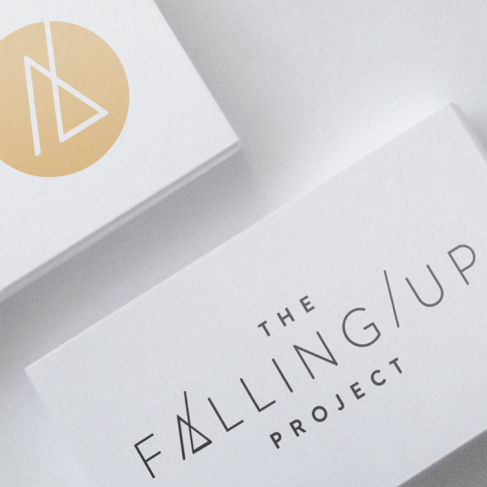 Falling Up<strong>Brand/Web/Print</strong>