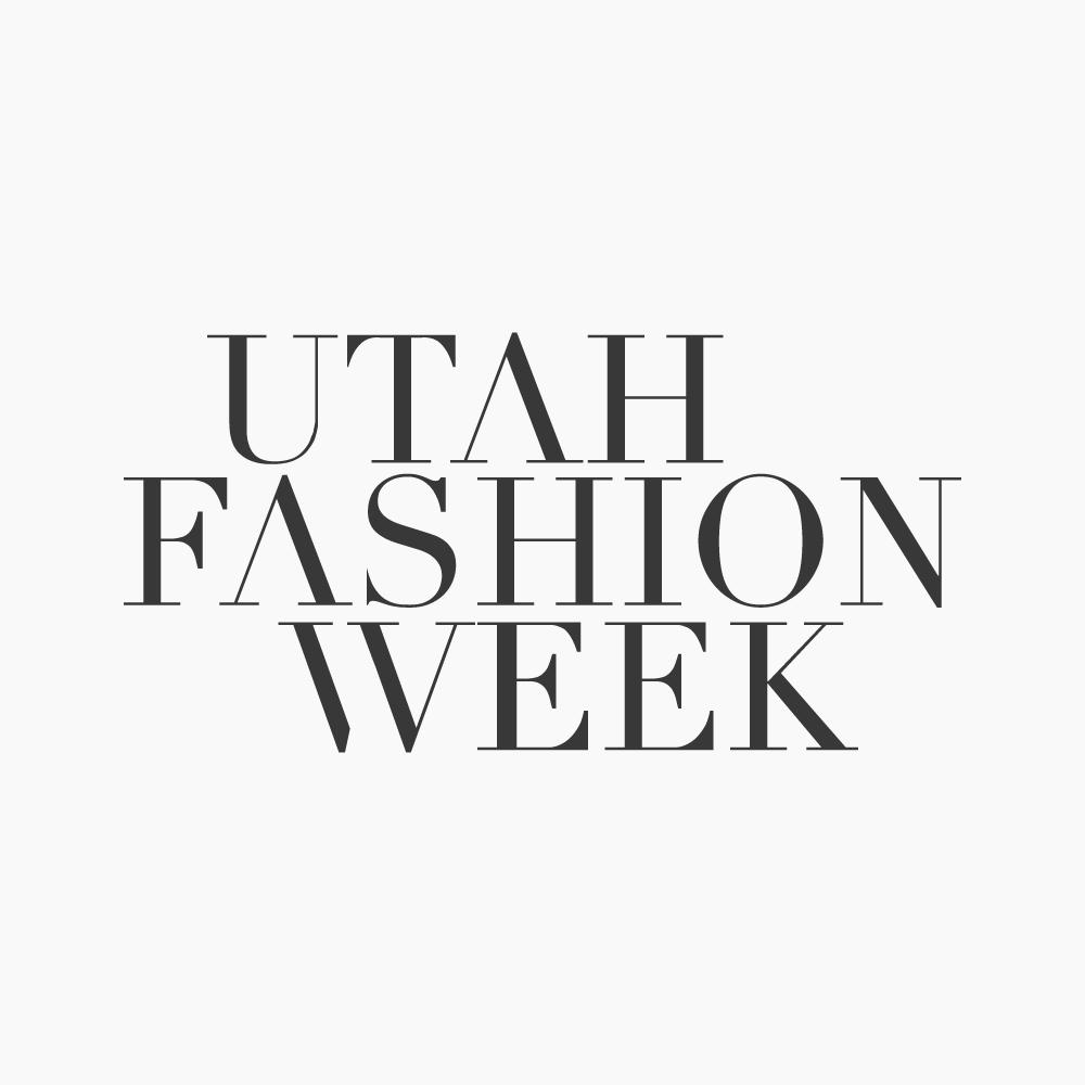 Utah Fashion<br>Week<strong>Brand/Web/Print</strong>