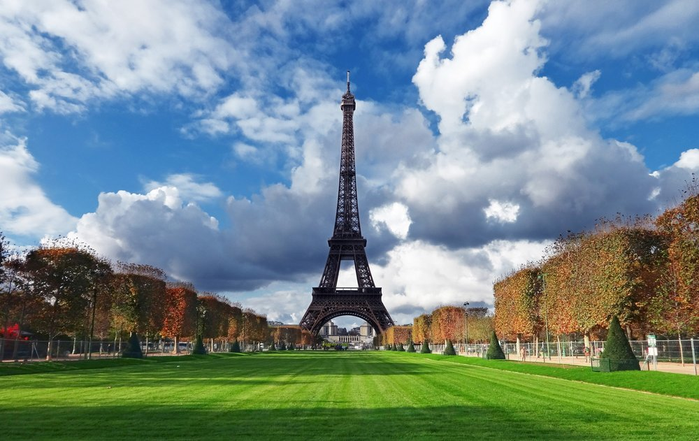 Desperately Seeking Paris -